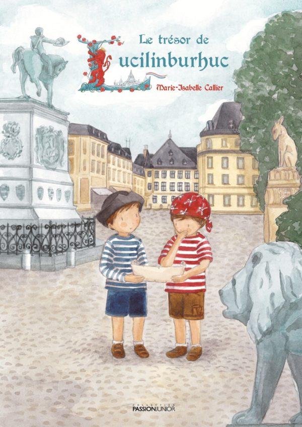 Cover Le trésor de Lucilinburhuc