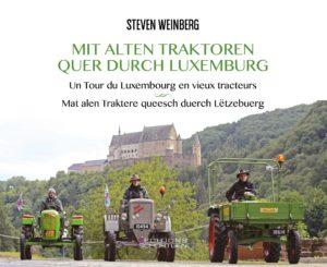 Cover Mit alten Traktoren quer durch Luxemburg