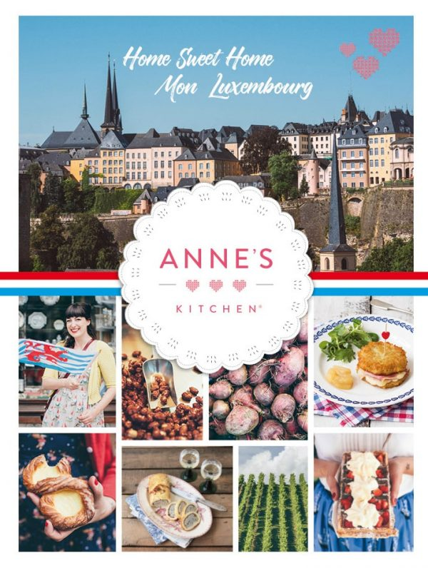 Cover Anne's Kitchen Mon Luxembourg