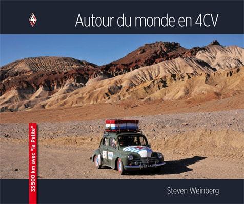 Cover AUTOUR DU MONDE EN 4CV