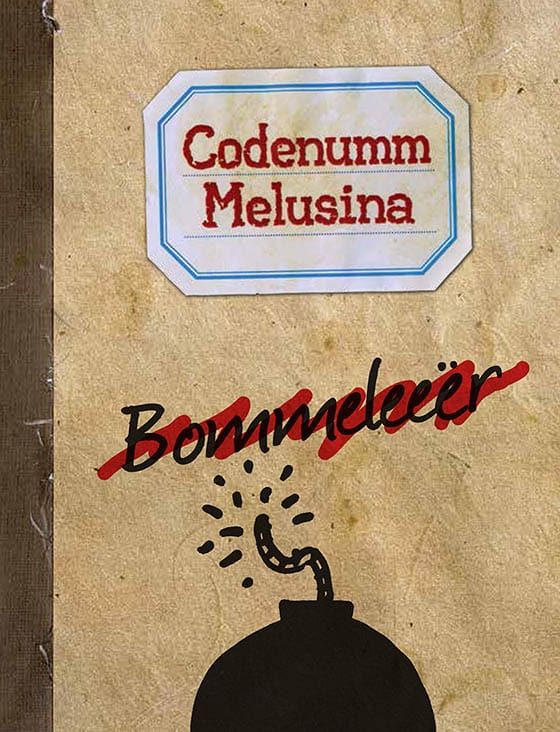 Cover Codenumm Melusina