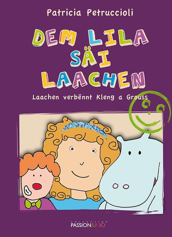 Cover DEM LILA SÄI LAACHEN
