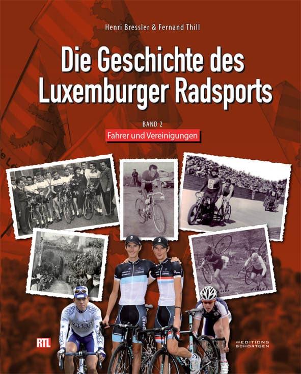 Cover Die Geschichte des Luxemburger Radsports 2