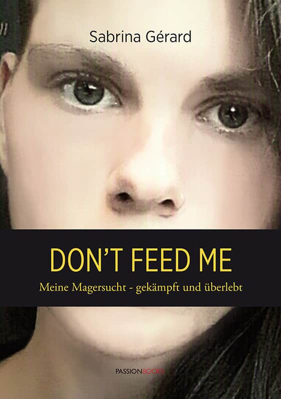 Cover Don't feed me