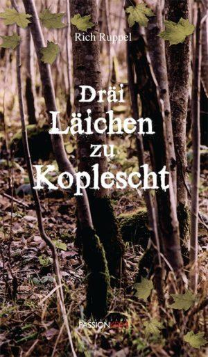 Cover Dräi Läichen zu Koplescht