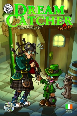 Cover Dreamcatcher Irish Nights