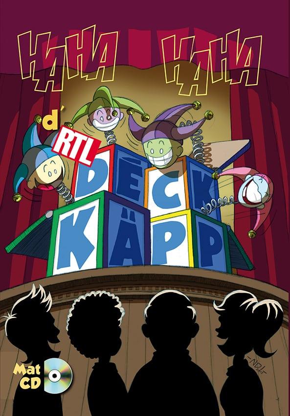 Cover D'RTL DECKKAPP