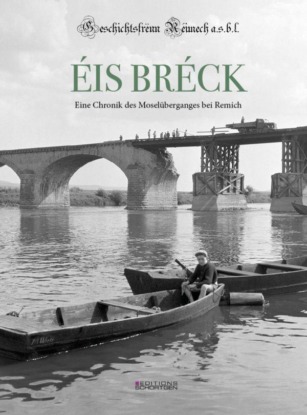 Cover ÉIS BRÉCK
