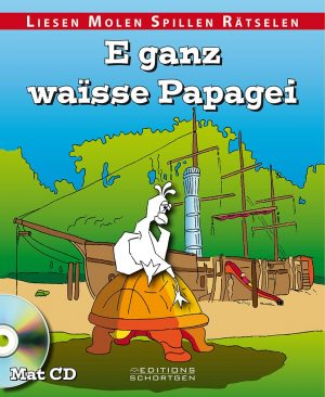Cover E GANZE WAÏSSE PAPAGEI