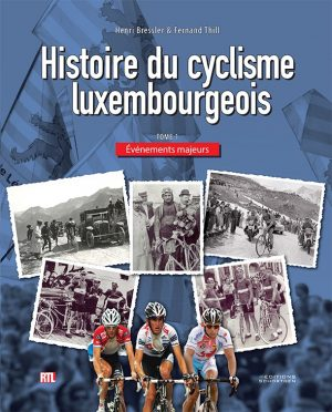 Cover Histoire du cyclisme luxembourgeois 1