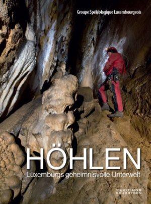 Cover HÖHLEN