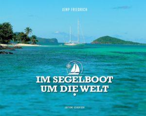 Cover Im Segelboot um die Welt