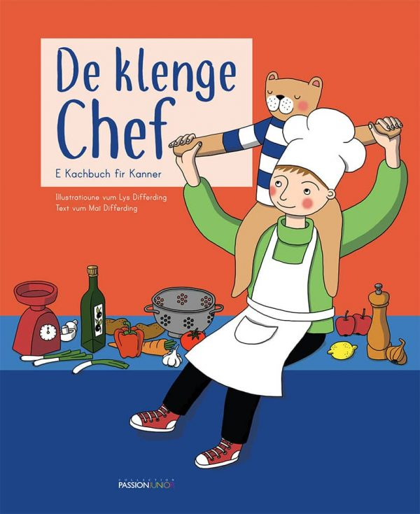 Cover De klenge Chef