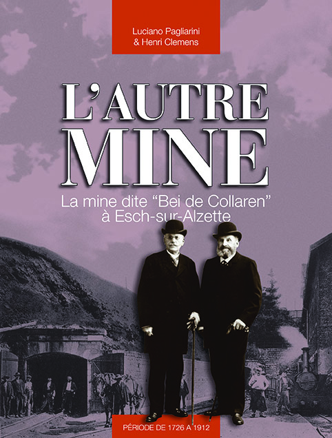 Cover L'AUTRE MINE