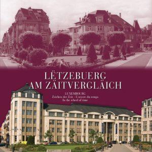 Cover LËTZEBUERG AM ZÄITVERGLÄICH 2