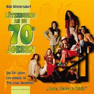 Cover LETZEBUERG AN DE 70ER JOEREN