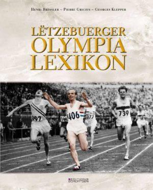 Cover LETZEBUERGER OLYMPIA LEXIKON