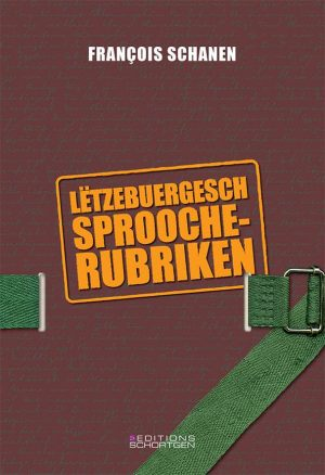 Cover Sproocherubriken