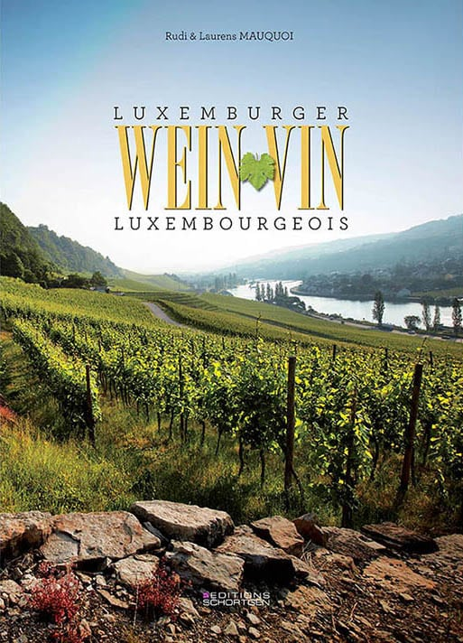 Cover Luxemburger Wein
