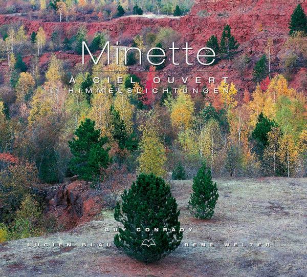 Cover Minette à ciel ouvert