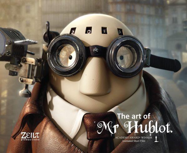 Cover The art of Mr Hublot