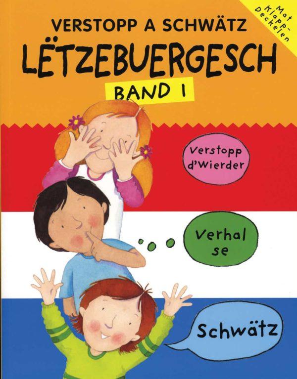 Cover Verstopp a schwätz 1