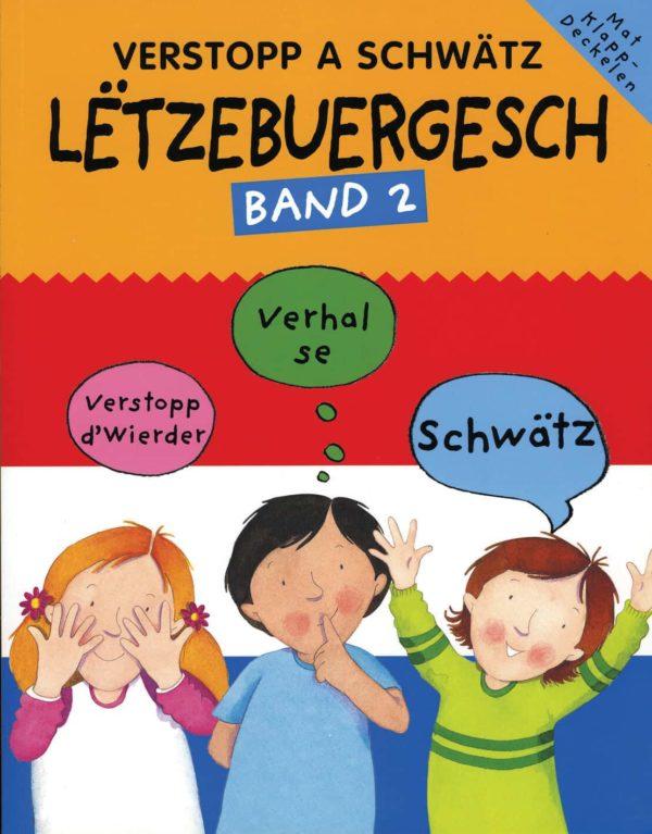 Cover Verstopp a schwätz 2