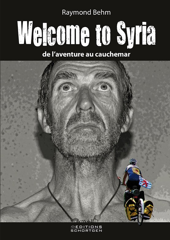 Cover Welcome to Syria