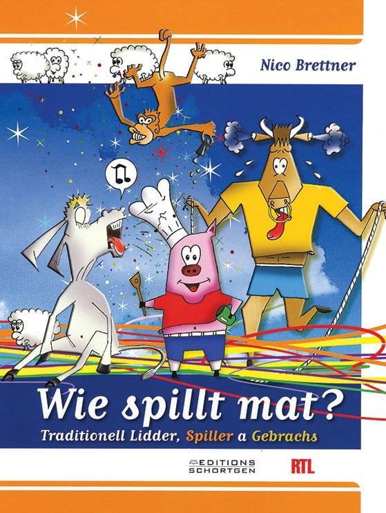 Cover WIE SPILLT MAT?