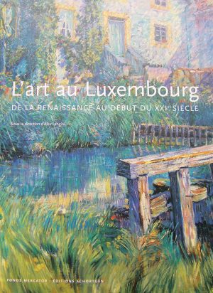 Cover L'art au Luxembourg