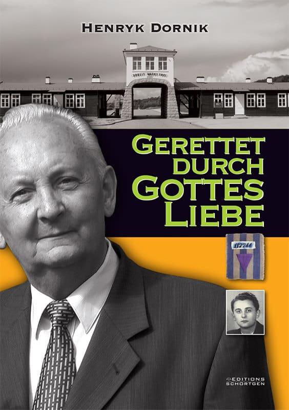 Cover Henryk Dornik DE
