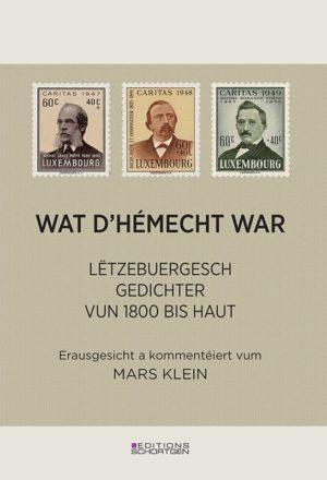Cover WAT D'HEMECHT WAR