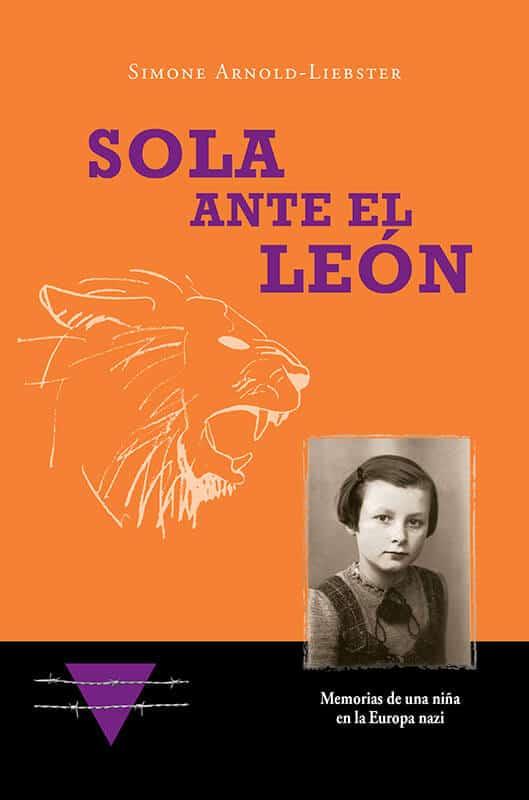 Sola ante el Leon