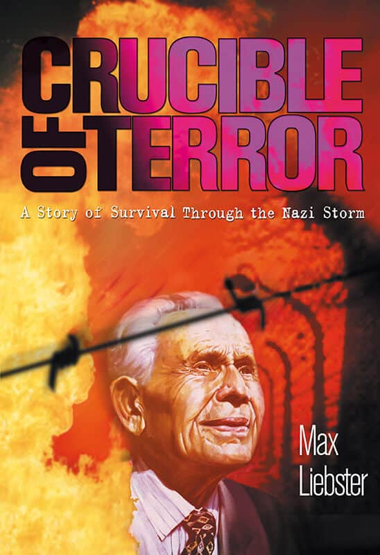 Crucible of terror - Max Liebster