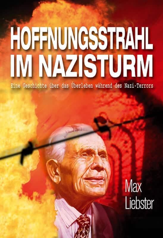Cover Hoffnungsstrahl im Nazisturm