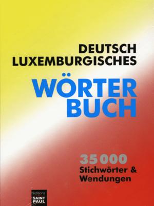 35000 Wörterbuch DEU LUX