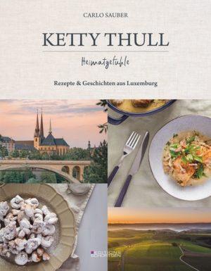 Cover Ketty Thull - Heimatgefühle